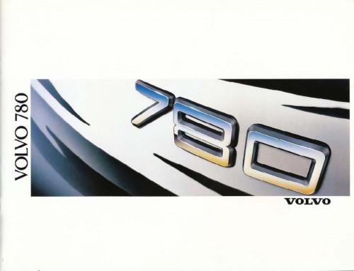 Volvo 780 – MS/PV 2917-88 Dutch