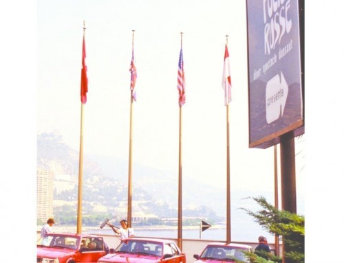 The Volvo 780 Press Event in Monte Carlo in 1986 (Rolling July 2016)
