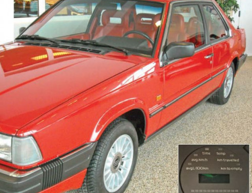 Building the Volvo Bertone 780 by hand, Part 3 (Rolling Jan-Feb 2021)